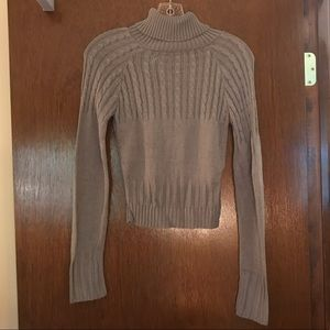 Gray Charlotte Russe sweater